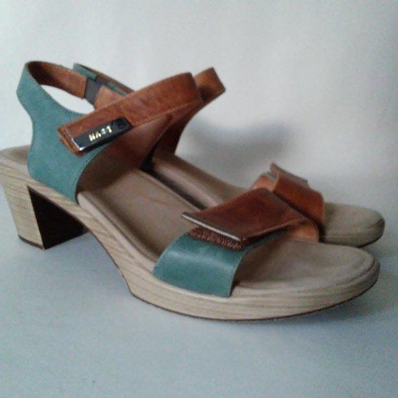 NAOT Intact Heeled Sandal US 8
